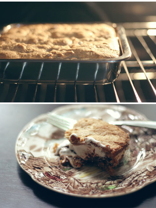 S'more Bars- Wit and Whistle