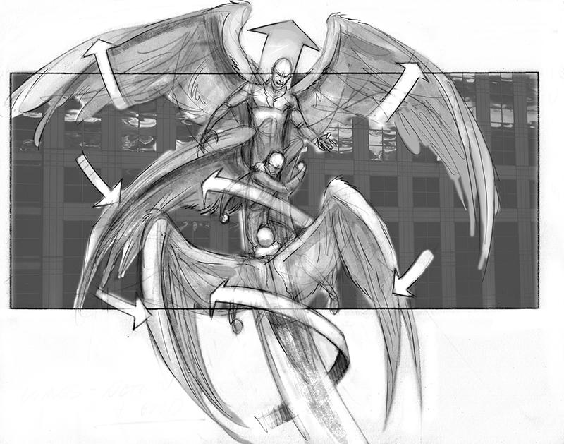 Sam Raimi's Spider-Man 4 Concept Art Revealed 16