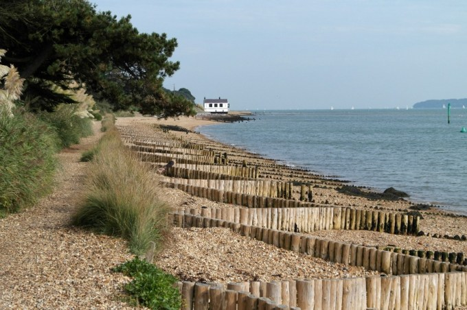 Photos of Lepe Beach in the New Forest