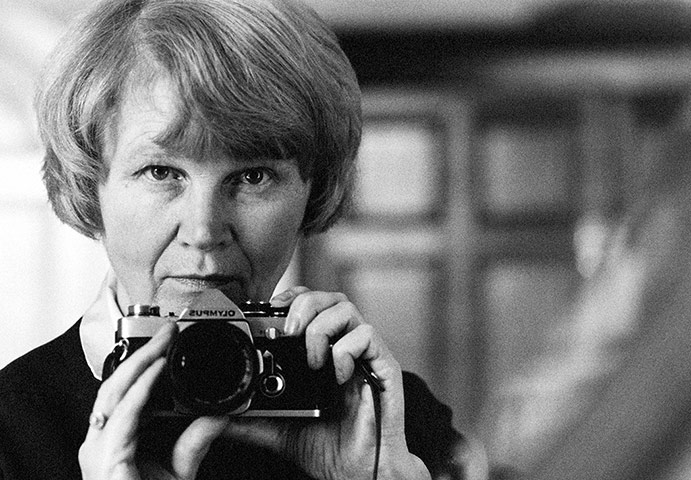 Photo of Jane Bown