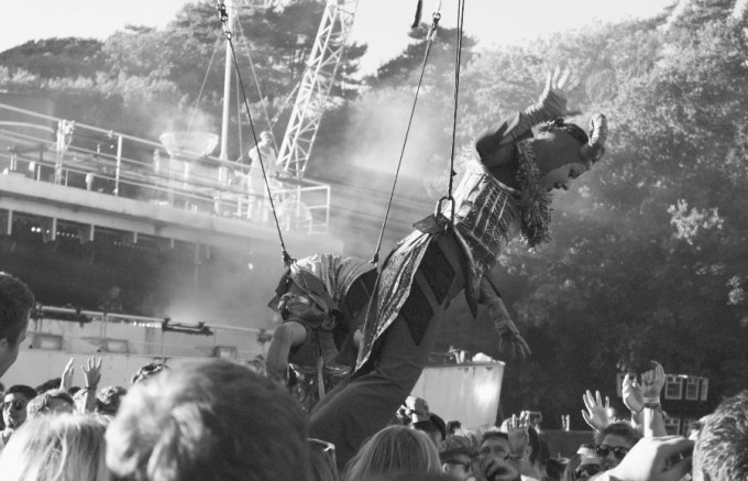 The Port - Photos of Bestival 2013