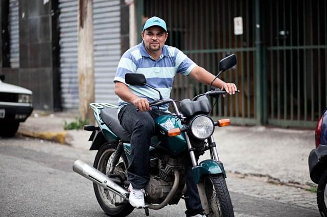 Motoboy Company São Paulo Brazil