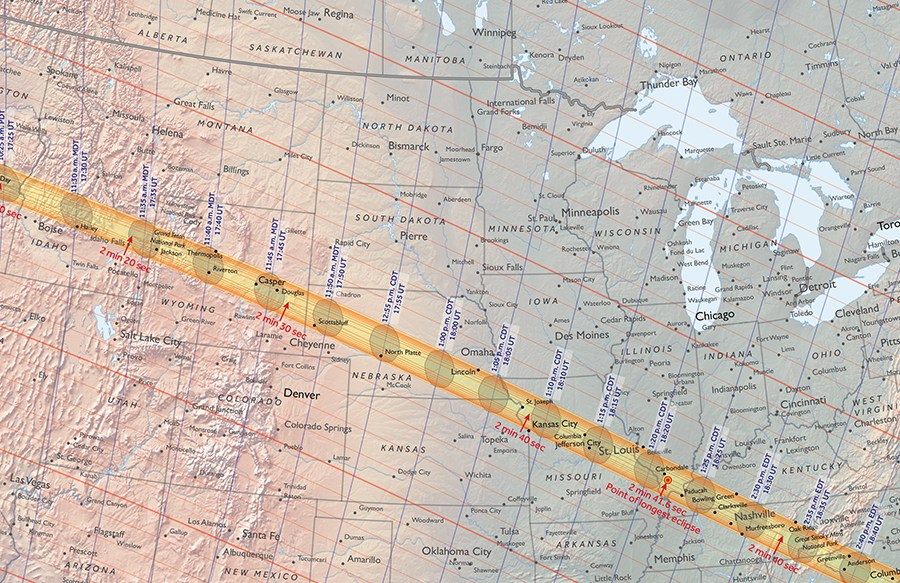 HD Decor Images » National maps     Total solar eclipse of Aug 21  2017 How to read these eclipse maps