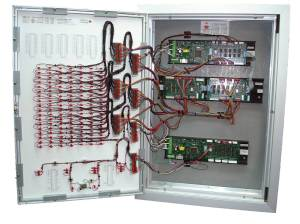 LED Graphic Annunciators  Mimic Panels — Graphics National  Graphic AnnunciatorsSmoke Control