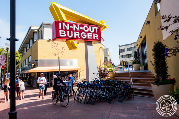 California Locations Out N Burger