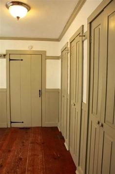 Windows Amp Doors Colonial Exterior Trim And Siding