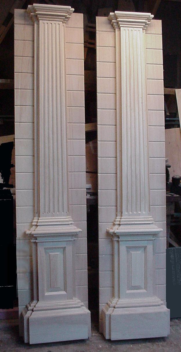 Exterior Decorative Trim For Homes