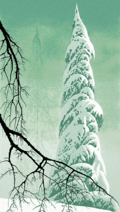 The Legacy Of Artist Eyvind Earle Province