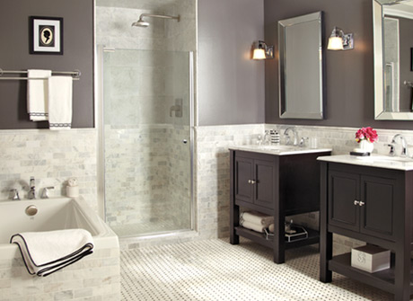charming home depot bath remodel images - best idea home design