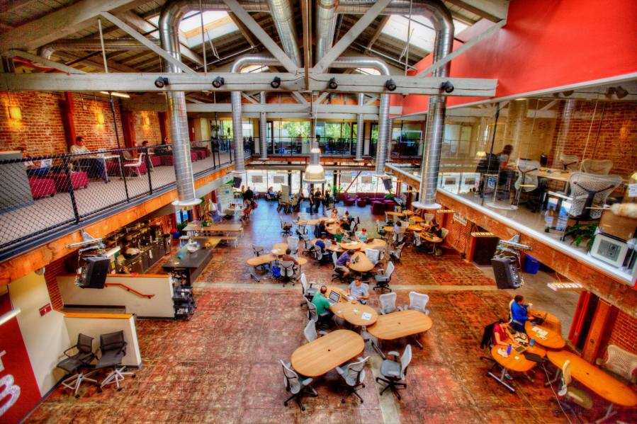 The Top 100 Coworking Spaces in the U S      Symmetry50 The Top 100 Coworking Spaces in the U S