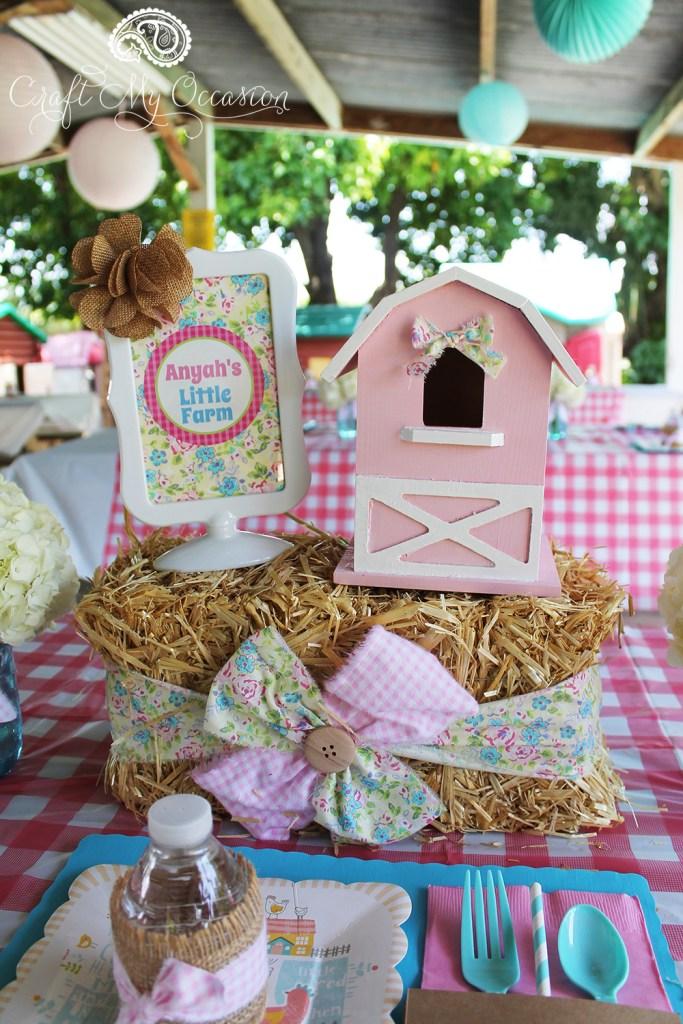 Farmhouse Themed Decor