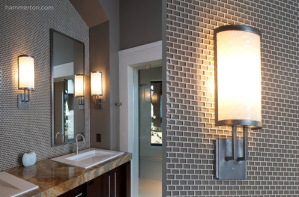 LIGHTING IT BEST TO LOOK YOUR BEST - WHAT MAKES GOOD ... on Ultra Modern Wall Sconces id=86150
