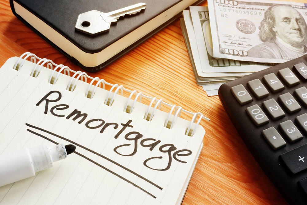 What's a remortgage? — Charles James Monetary Planning