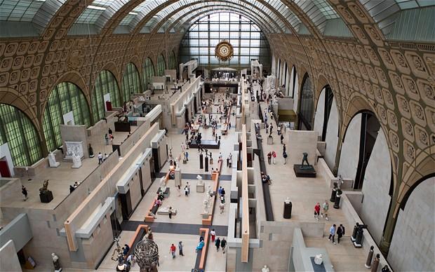 Orsay Safnið í París