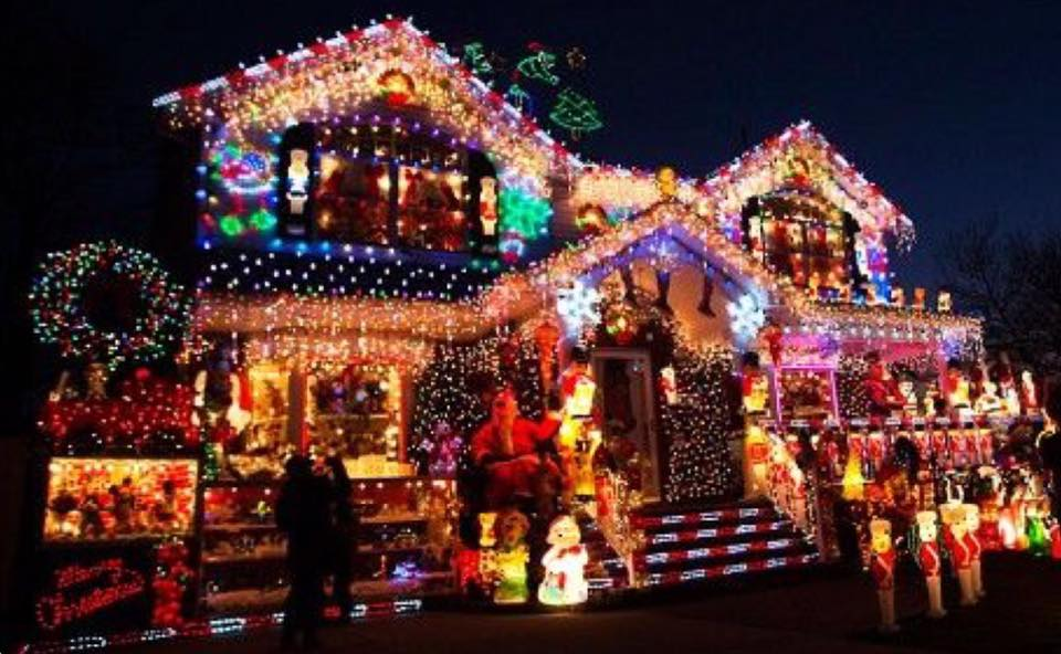 Best Decorated Christmas House Contest Kevin Szabo Jr