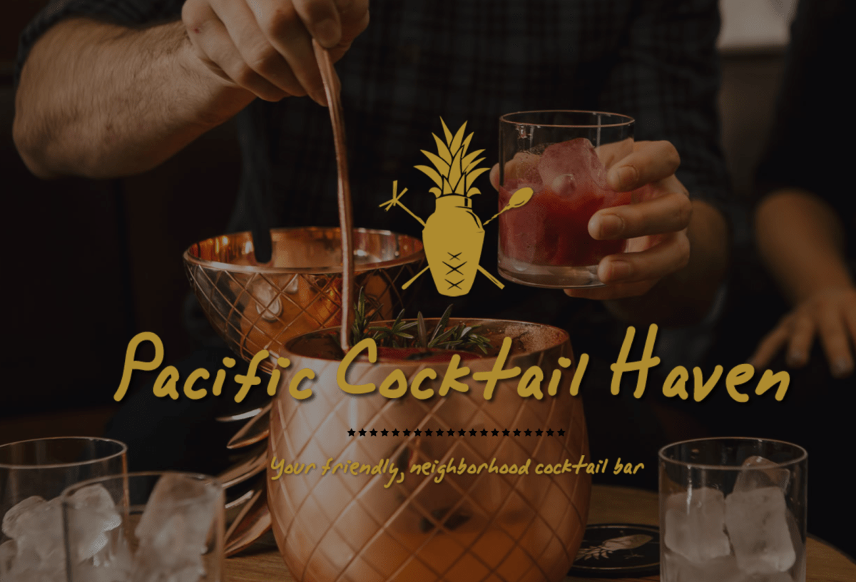 Image credit: Pacific Cocktail Haven