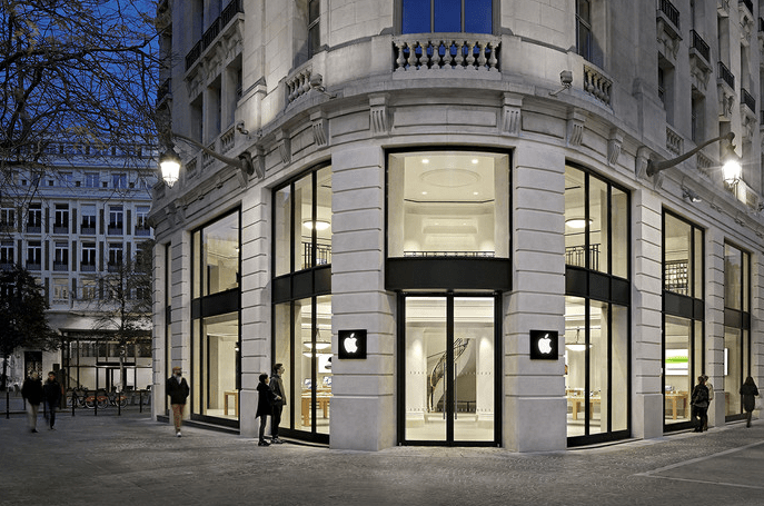 Apple stores     Interior Design   Architecture Apple Store   Lille  France