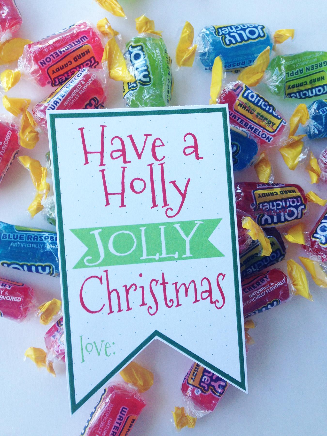 Hadley Designs Free Printables For Neighbor Christmas Gifts