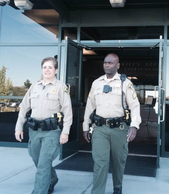 Private Security Patrol Idle Officers