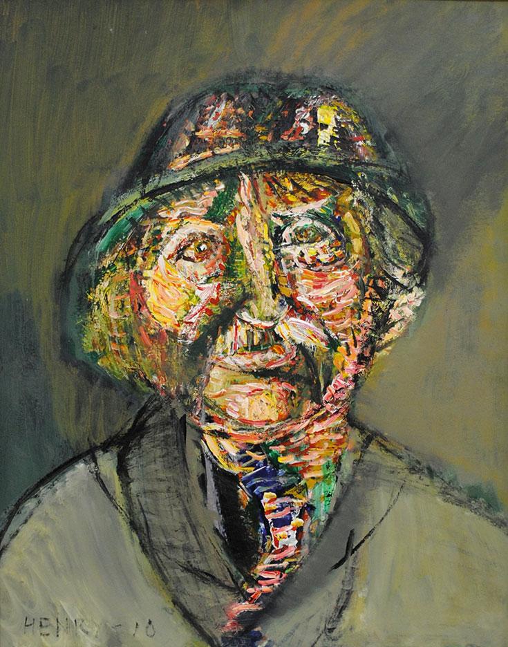 В Москве умер художник-портретист Генри Элибекян — Армянский музей ...