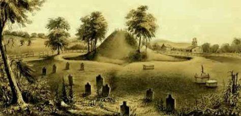 Mound Cemetery - Historical