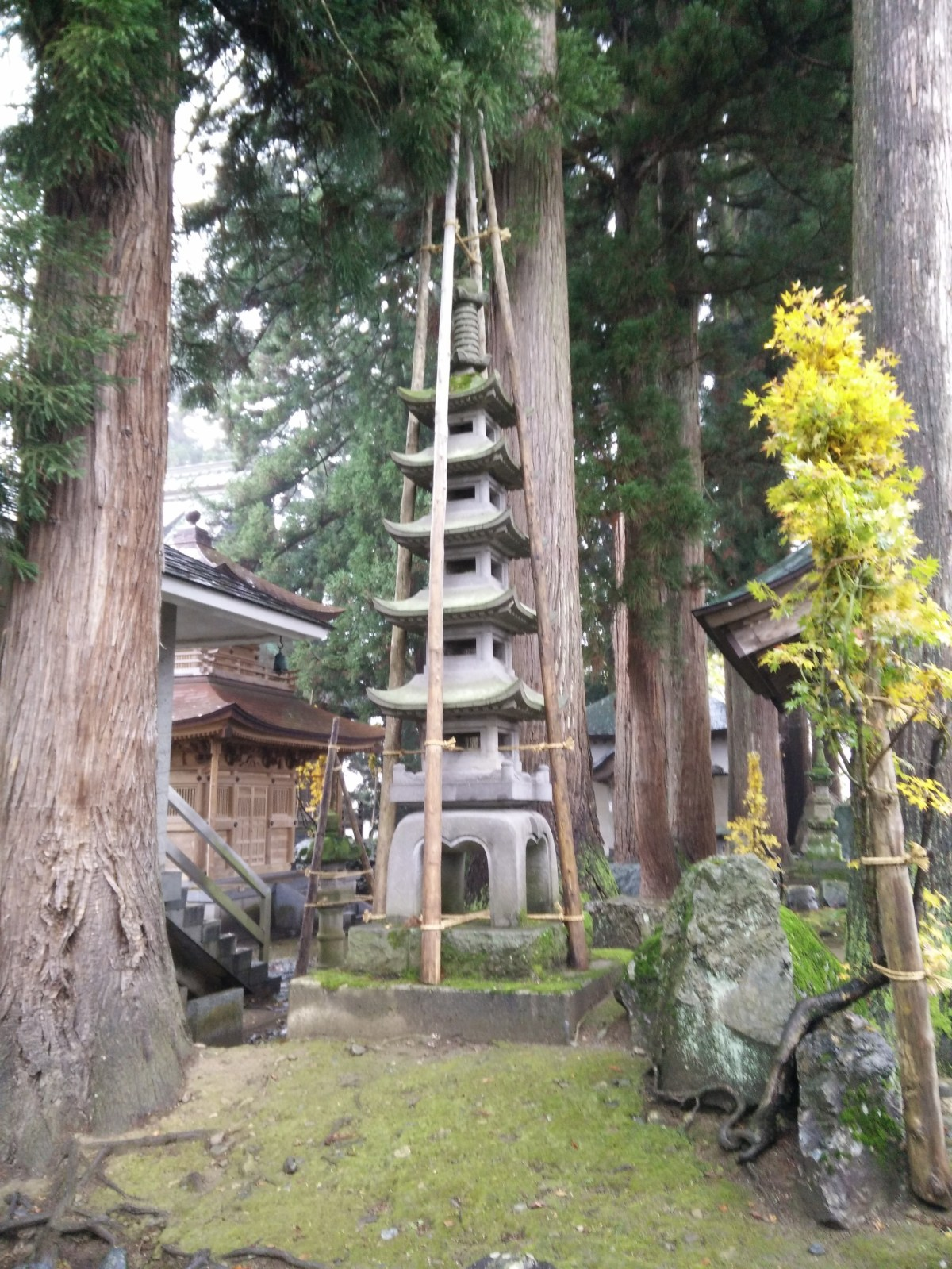 Enpuku-ji temple in Koide
