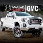Gmc Black Widow Lifted Trucks Sca Performance Black Widow Lifted Trucks