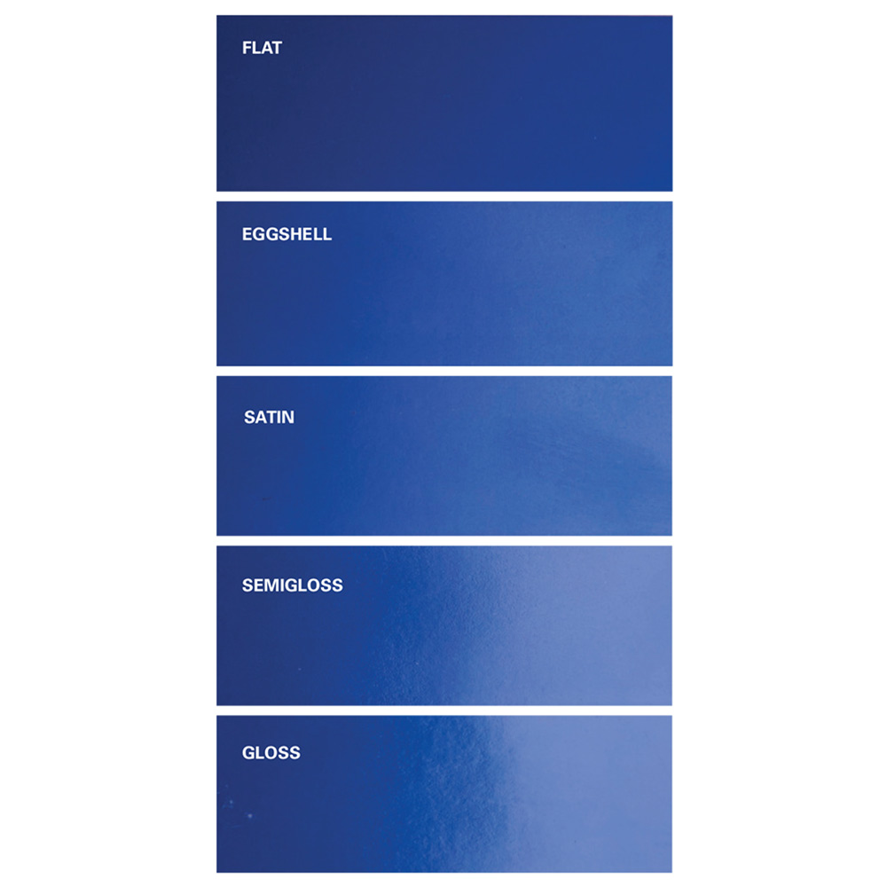 Satin Or Flat Exterior Paint