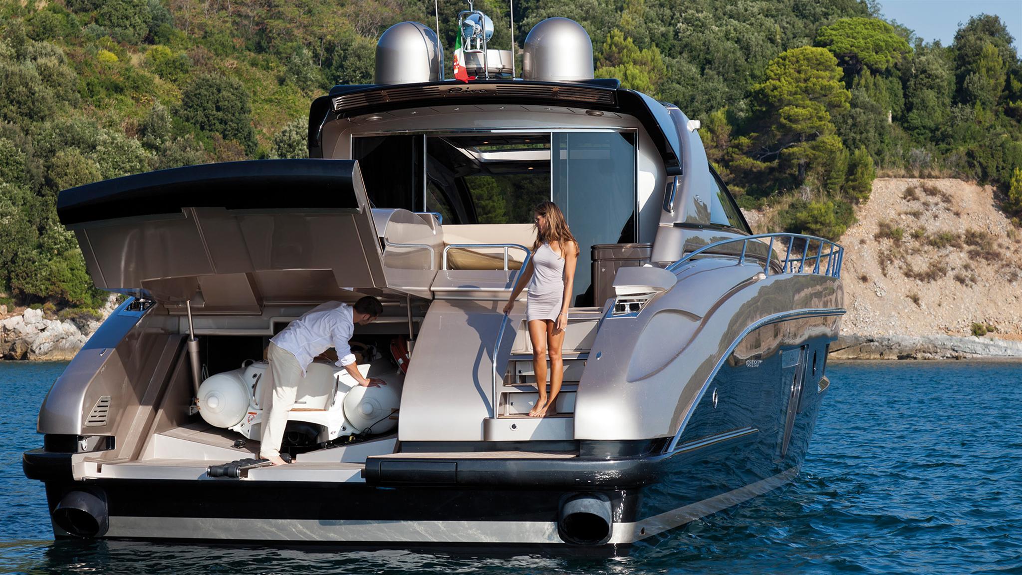 Riva 68 Ego Super Chris Coughlin Yacht Sales Executive Allied Marine