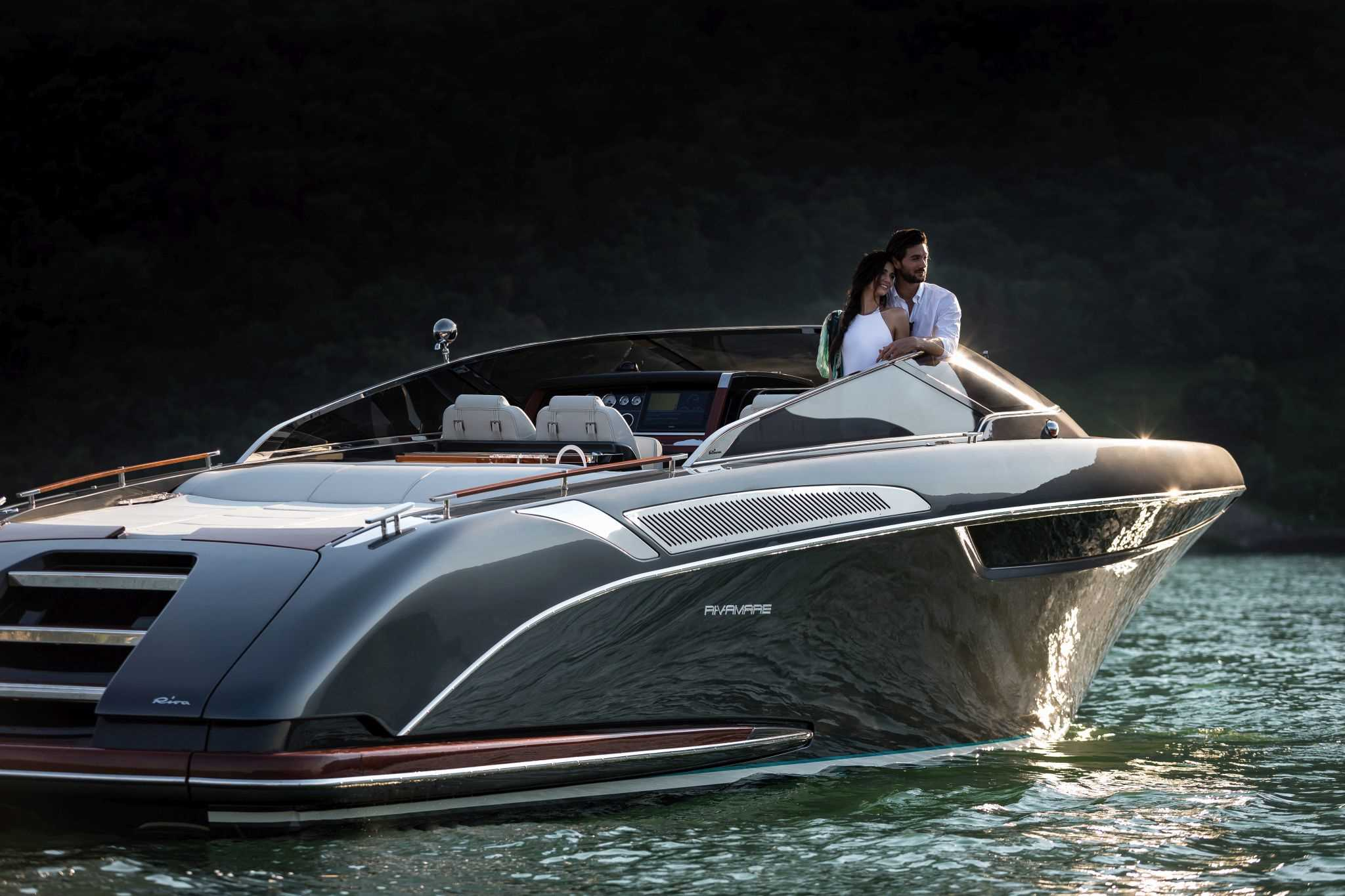 Riva Yacht Rivamare 38 FOR SALE 2016 Fort Lauderdale Boat Show Debut Chris Coughlin