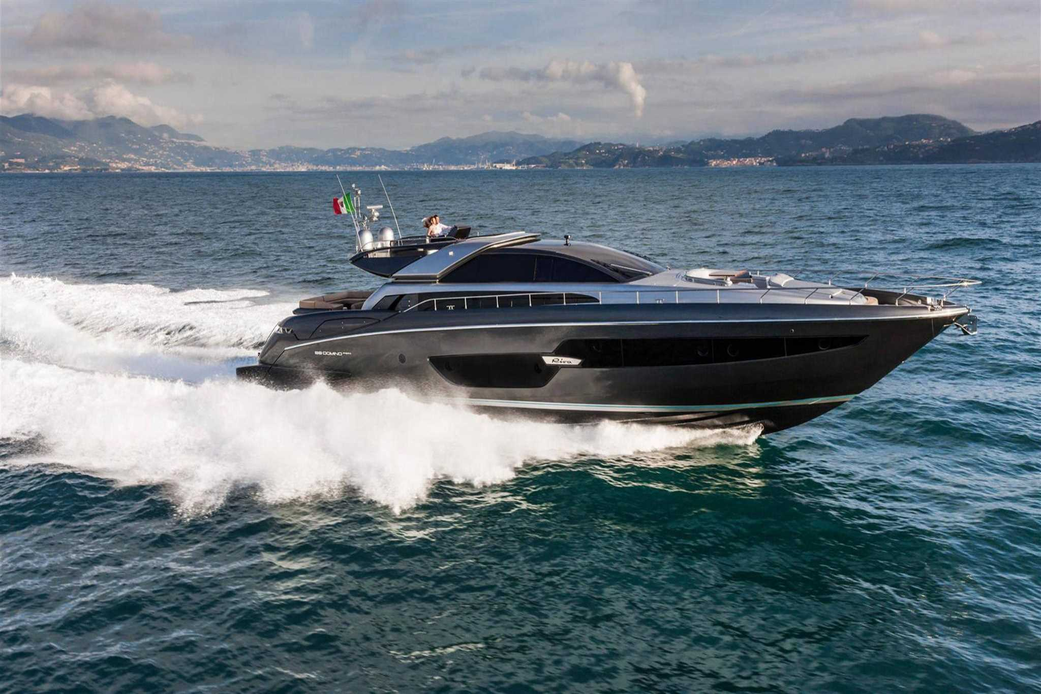 Riva Yacht 86 Domino FOR SALE Located In South Florida Chris Coughlin Yacht Sales
