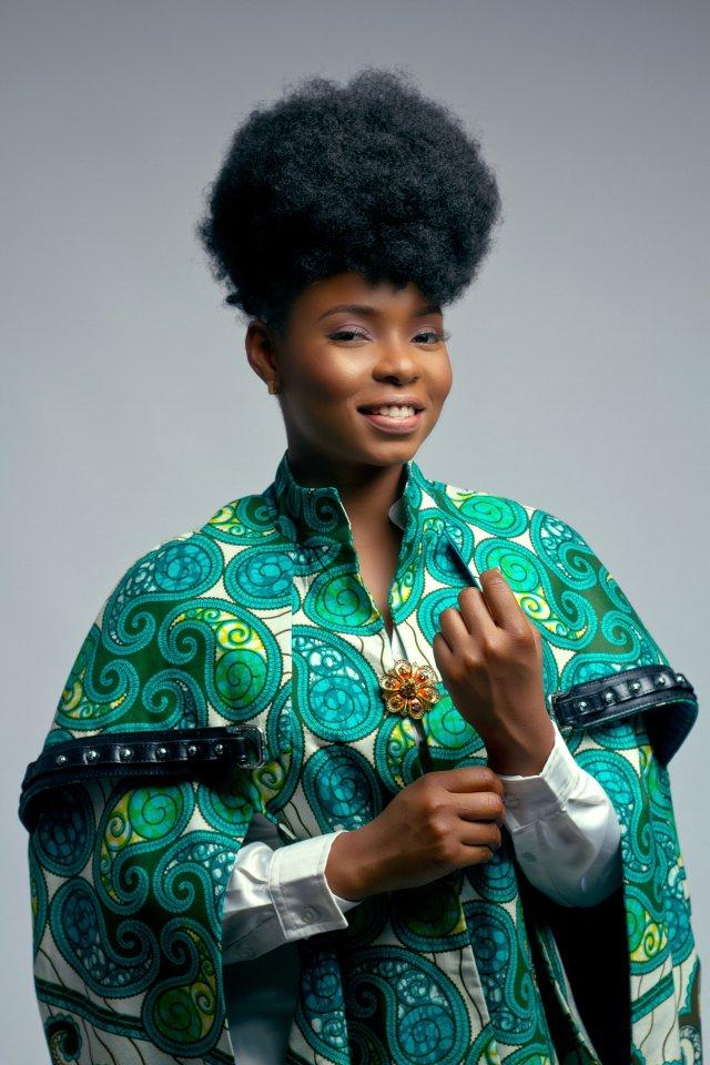 Top female artist, Yemi Alade