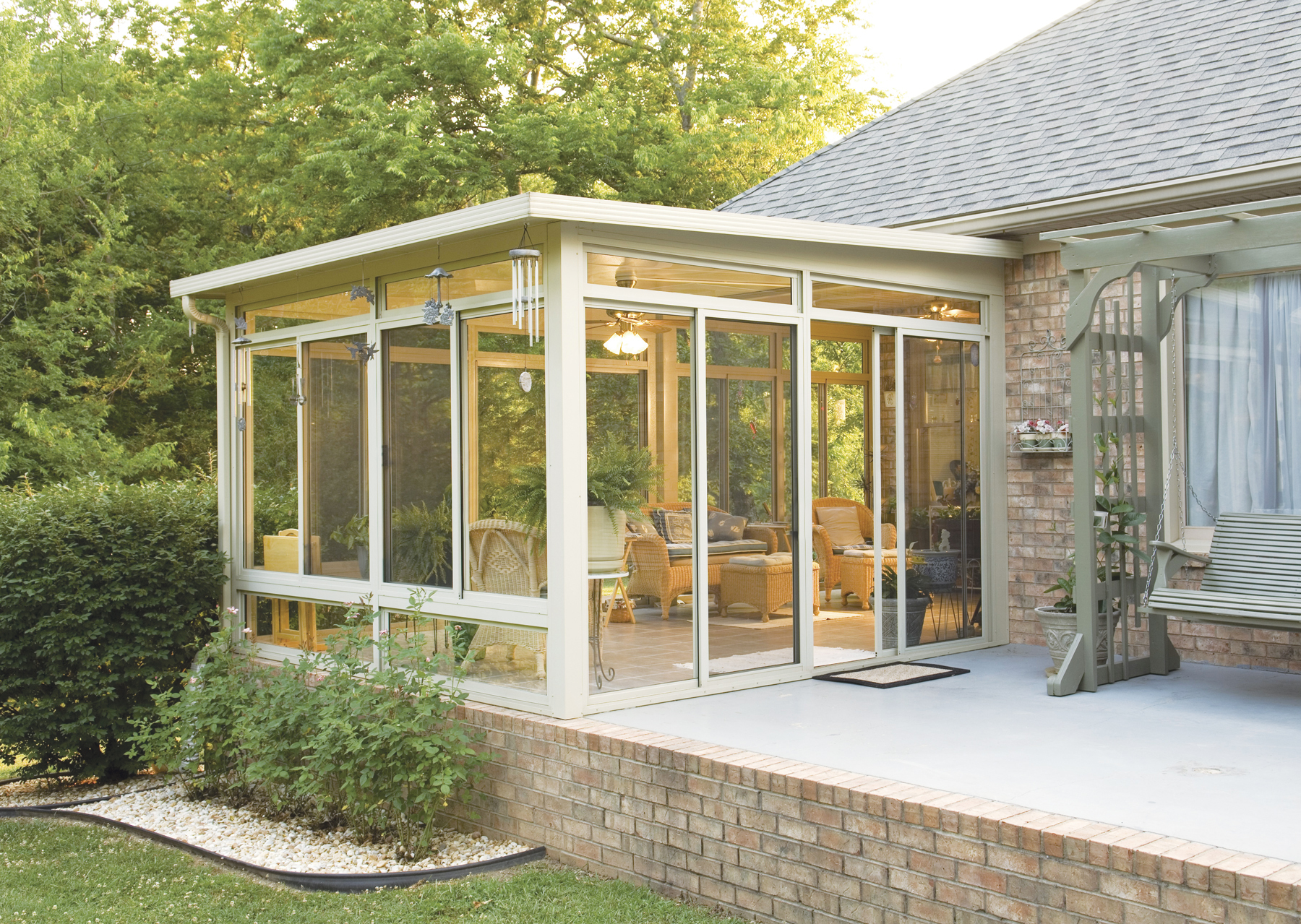 3 Season Patio Rooms — Betterliving Sunrooms of New Hampshire on Patio Enclosures Ideas  id=45024