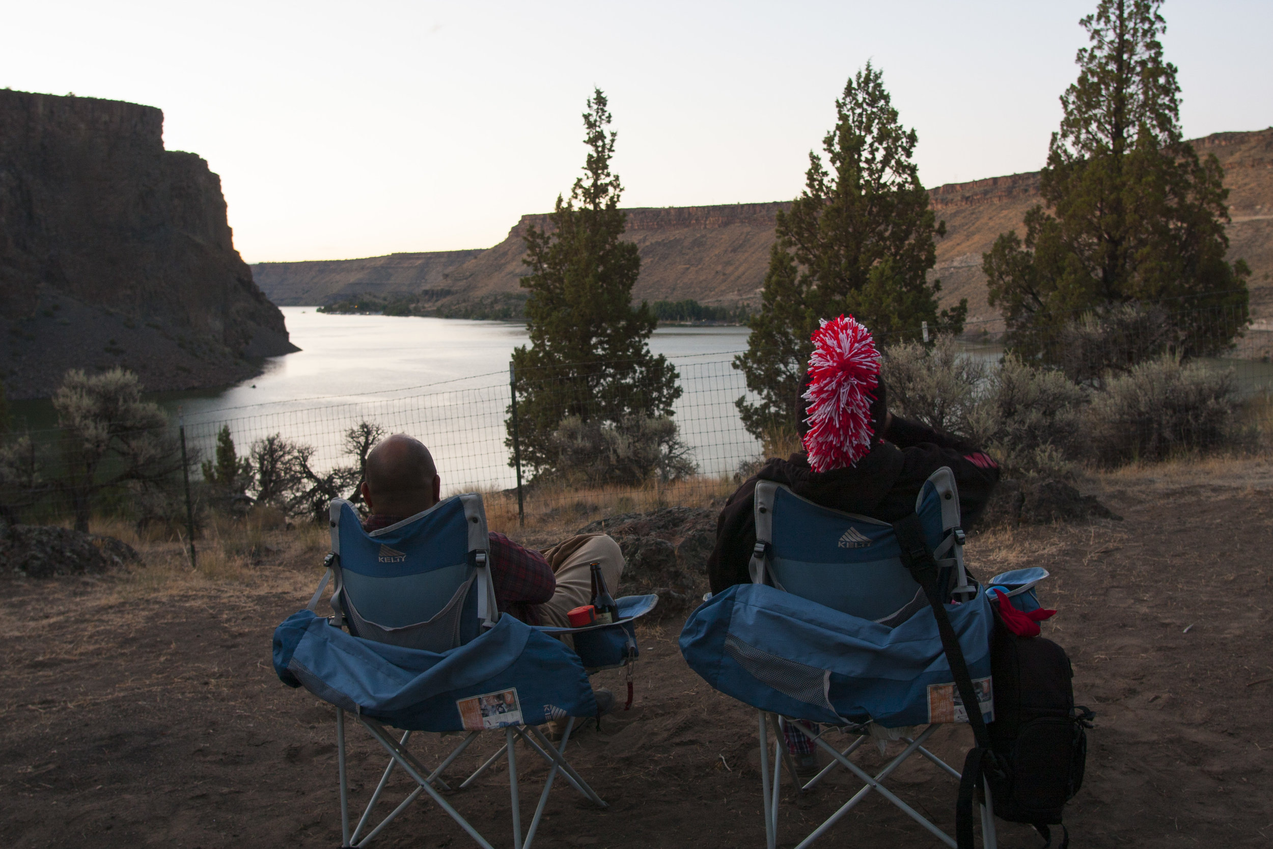 Cove Palisades State Park.