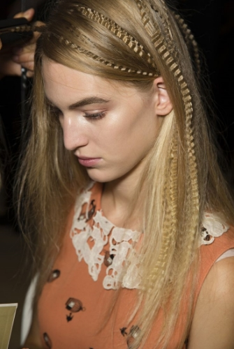 The Beauty Closets Top Crimped Hairstyles For Spring 2016