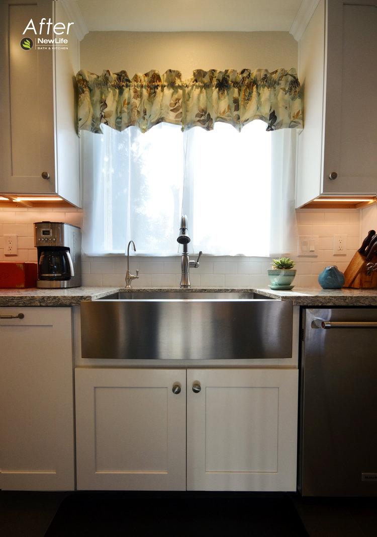 new life bath kitchen