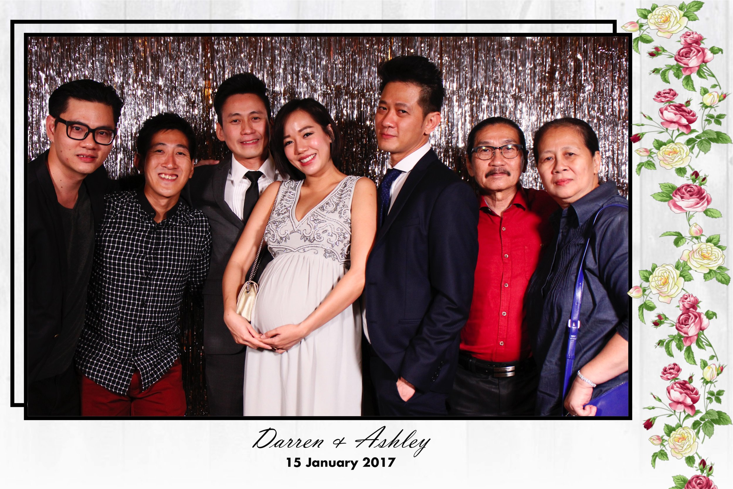 photo booth instant print singapore
