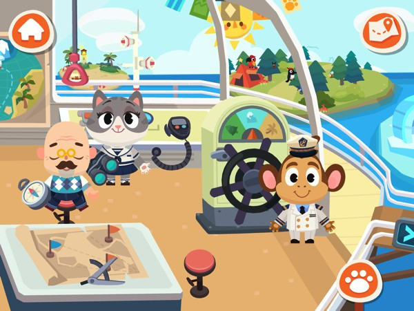 Dr. Panda Town: Vacation by Dr. Panda Games – Review