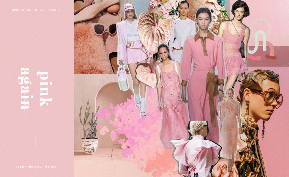 Fashion Color Trends Summer 2019 | Find Your World