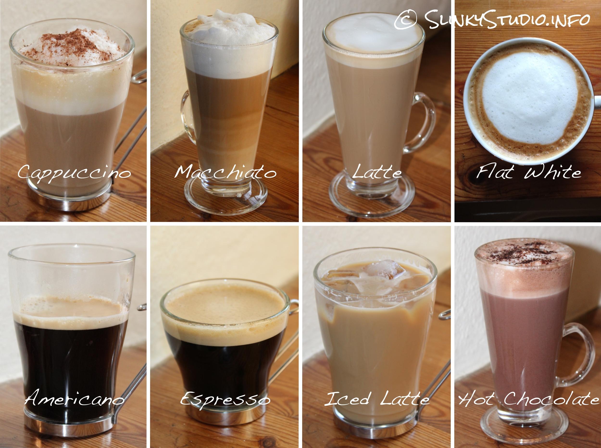 Sage+Barista+Express+Cappuccino,+Latte,+Flat+White,+Americano,+Espresso,+Iced+Latte,+Hot+Chocolate,+Macchiato Best Coffee Maker For Lattes