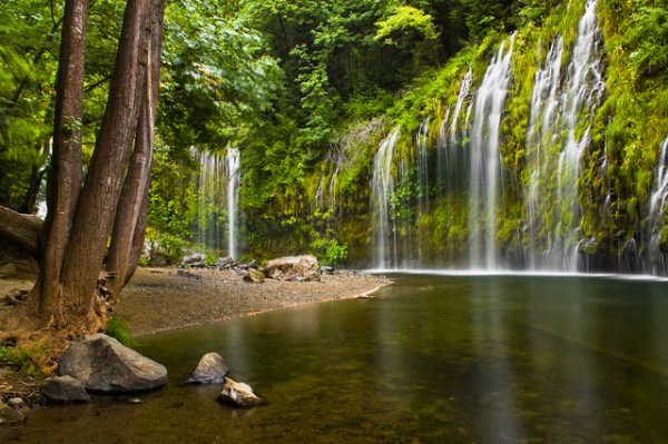 Our Waterfalls and the Public — City of Dunsmuir
