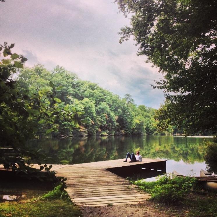 Lake Matoaka by Ignacio Garcia,  @iggymama