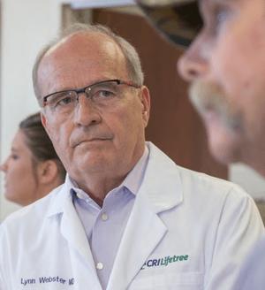 DR. LYNN WEBSTER