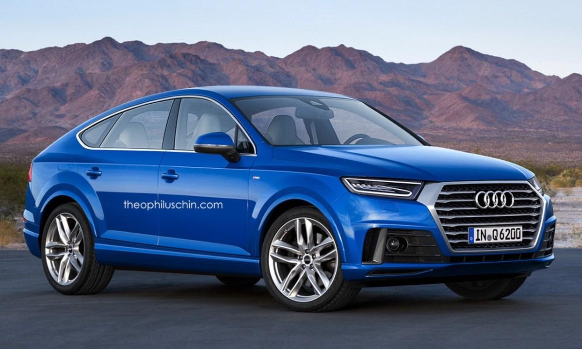 El Audi Q6 será la respuesta completamente eléctrica de la marca hacia el Tesla Model X.
