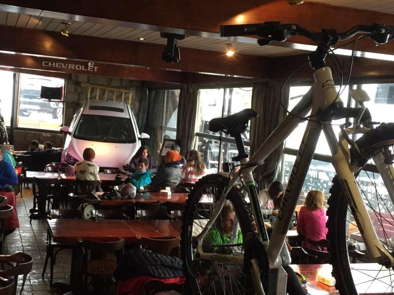 Invierno 2015: Chevrolet en Las Leñas 2