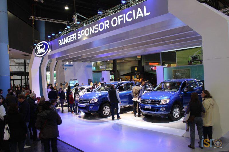 Fiat, Ford, Toyota y Volkswagen: las marcas en La Rural 2015 9