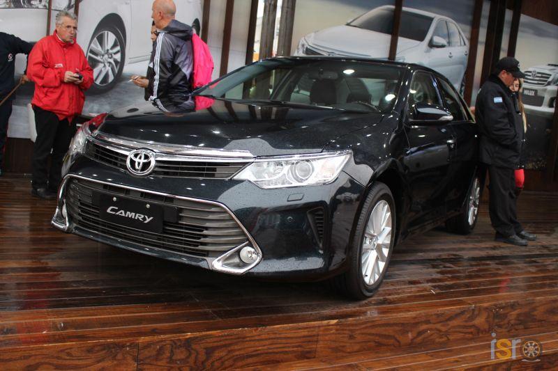 Fiat, Ford, Toyota y Volkswagen: las marcas en La Rural 2015 19