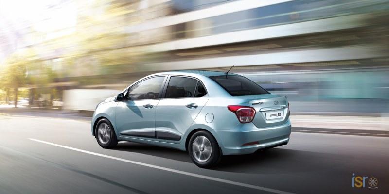 Nuevo: Hyundai Grand i10 4