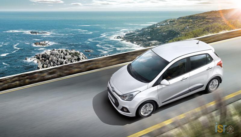 Nuevo: Hyundai Grand i10 3