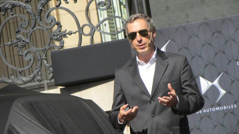 Luis Maria Basavilbaso dirige Citroën Argentina desde hace 7 años. DS, desde comienzos del 2015.